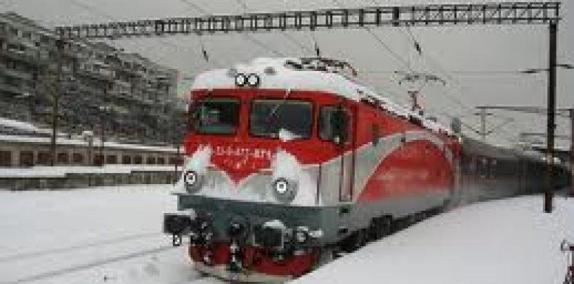 Viteza medie a trenurilor de marfă a crescut cu aproape 43% în 2020; cea a trenurilor de pasageri s-a redus cu 0,6%
