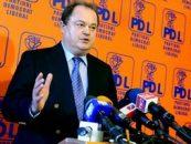 Vasile Blaga: Prin tot ceea ce afirmă, președintele Basescu încearcă sa rupa PDL a doua oara