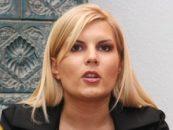 Elena Udrea: Partidele de dreapta nu se vor uni pana la alegerile din toamna