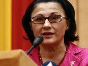 Ecaterina Andronescu renunta la mandatul de europarlamentar