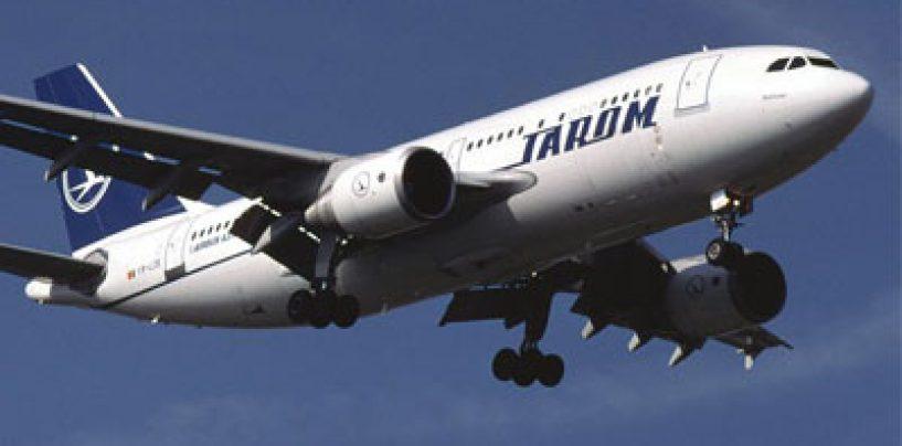 Tarom va relua zborurile spre China, in conditiile in care cu SUA nu are nicio linie directa