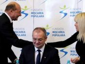 Elena Udrea a dat comunei Nana 110.000 de euro pentru spaţii verzi în 2009