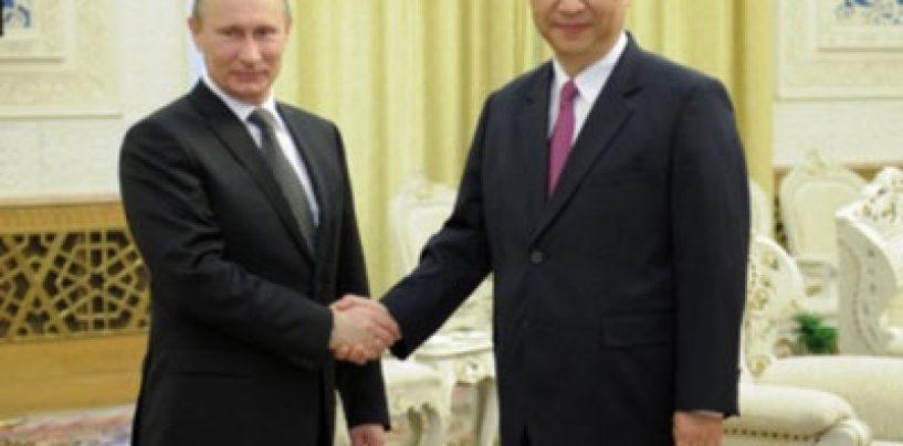 Acord la Beijing: Rusia va livra Chinei gaze naturale timp de 30 de ani