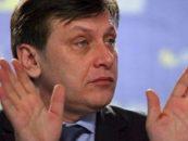 Crin Antonescu: Nu voi schimba procurorii sefi daca ajung presedinte