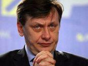 Crin Antonescu: Liberalii nu vor lasa Romania pe mana baronilor rosii