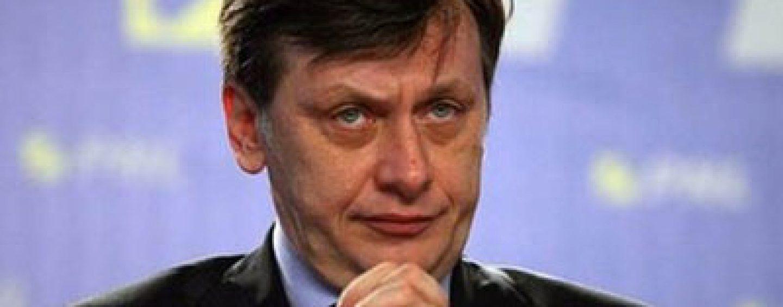 Antonescu: Ponta e mai periculos decat Basescu. Voi face totul sa nu ajunga la Cotroceni