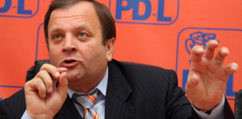 Gheorghe Flutur către filialele PDL: Să nu puneţi în secţii oameni care ar putea vinde partidul