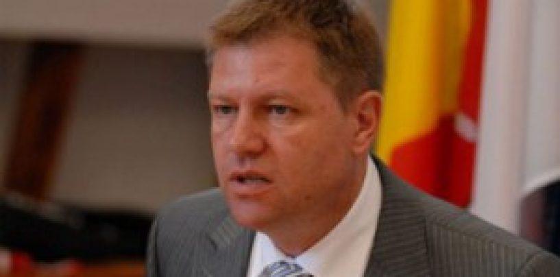 Klaus Iohannis: Sunt mai pregatit sa fiu premier decit presedinte