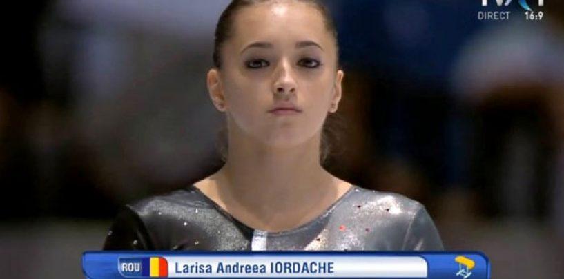 Romania, tripla campioana europeana la gimnastica