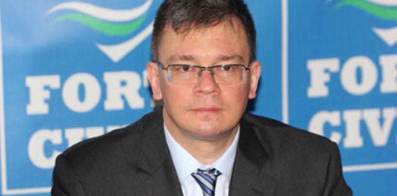 MRU: As renunta la candidatura pentru prezidentiale daca  dreapta s-ar uni