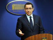 Sondaj IRES: Premierul Victor Ponta conduce clasamentul încrederii în personalităţile publice