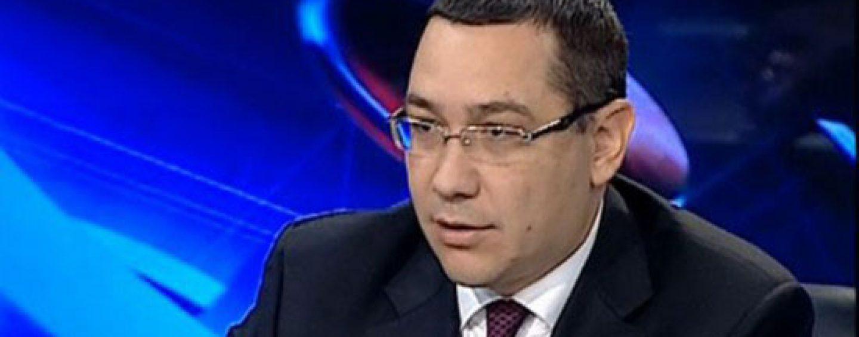 Victor Ponta: E ingrijoratoare cresterea extremismului in UE