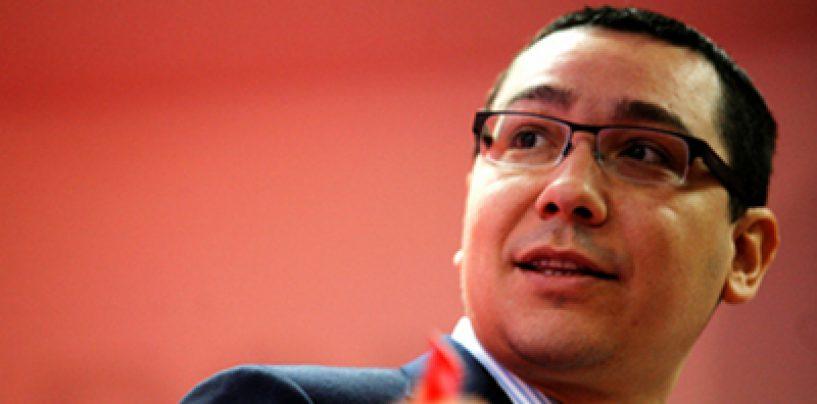 Premierul Victor Ponta: Vinovati de conflictul de munca de la Posta sunt atat liderii sindicali, cat si managerii companiei
