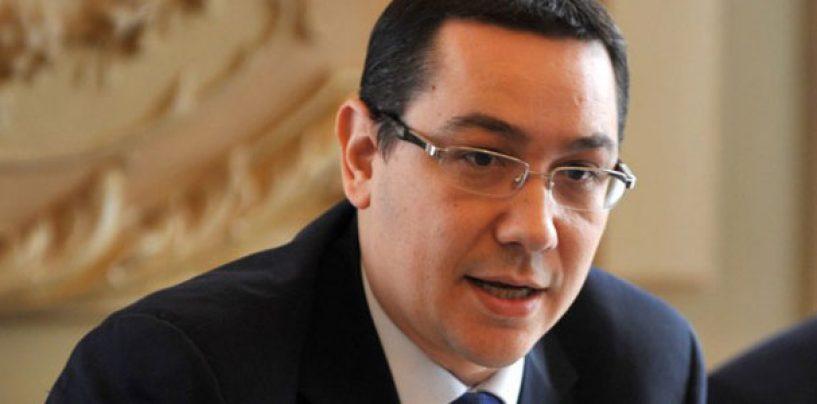 Victor Ponta despre refuzul de a semna decretele de decorare a lui Patapievici si Mihaies: Decorațiile trebuie acordate pentru merite importante aduse statului român și nu unui lider politic