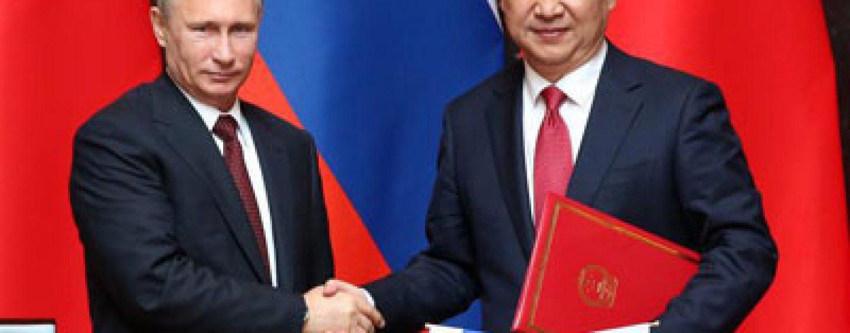Gazprom a incheiat in China un contract de 400 de miliarde dolari