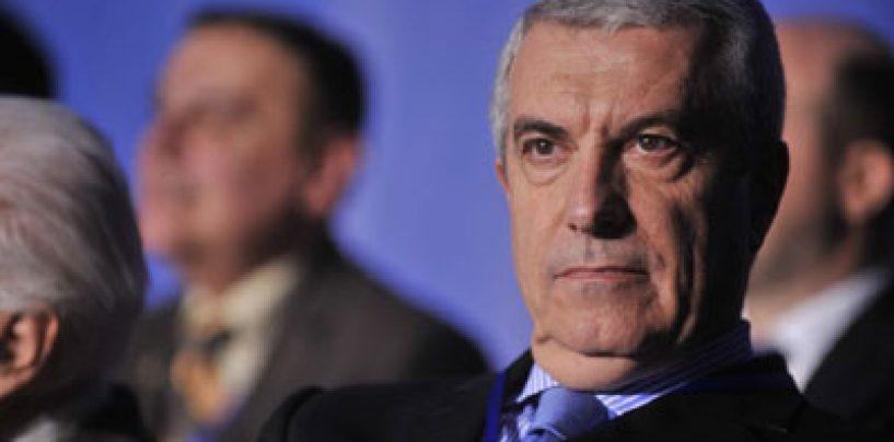Calin Popescu Tariceanu s-a reinscris in PNL. Oferta de la liberalii satmareni