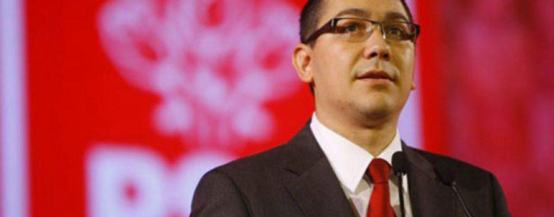 PSD Neamt se roaga de Ponta să candideze. Ponta: La Congresul PSD va fi stabilit candidatul la prezidentiale, nu si premierul