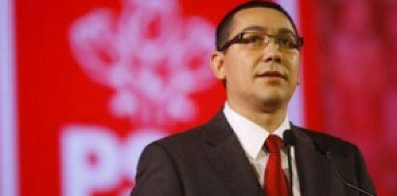 Ponta: Particip la evenimente agricole, dar nu mă apuc să cumpăr terenuri