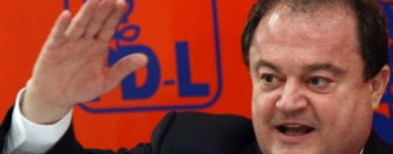 Vasile Blaga: Nu se pune problema unei fuziuni cu PNL