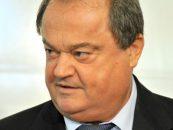 Vasile Blaga anunta crearea unui singur partid de centru dreapta prin fuziunea PDL cu PNL