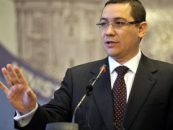 Ponta: Taxa de stalp ar putea fi modificata dacă bugetul va permite