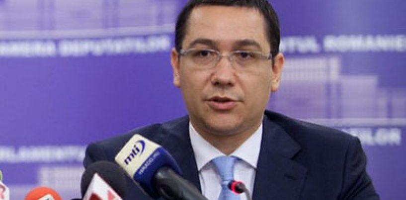 Victor Ponta: In 2009, in primul tur al prezidentialelor, am votat Antonescu