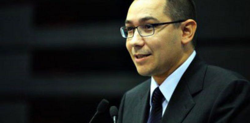 Victor Ponta: Facem eforturi pentru cei cu pensiile mici. In mod sigur, pensiile vor fi indexate cu cel puțin 4,5% in 2015