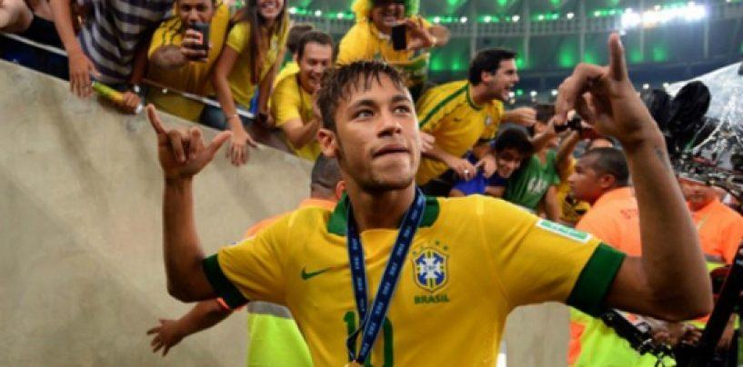 Brazilia s-a calificat in optimile Campionatului Mondial. Sarbatoare in tara fotbalului