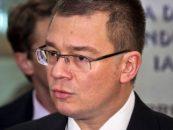 Mihai Razvan Ungureanu: Presedintele Basescu a fost informat despre cazul Bercea Mondial