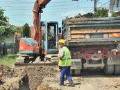 Lucrări ample de infrastructură la Negrești Oaș (județul Satu Mare) (P)