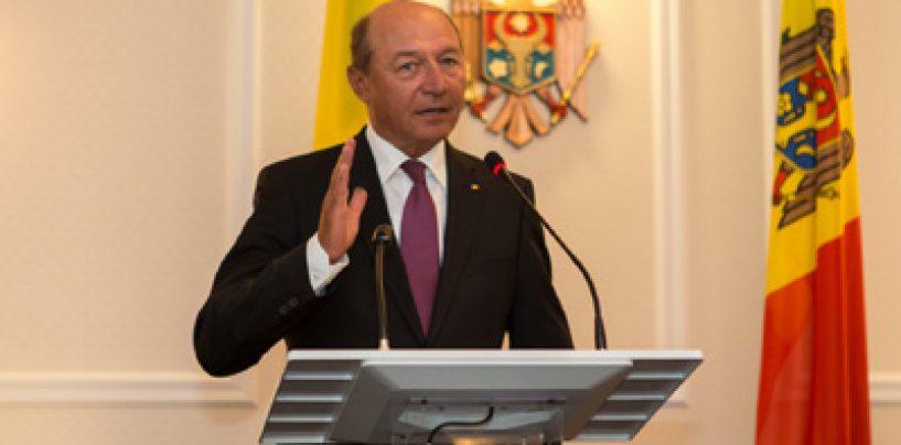 Traian Basescu: Semnarea Acordului de Asociere UE-Republica Moldova, un efort de 10 ani