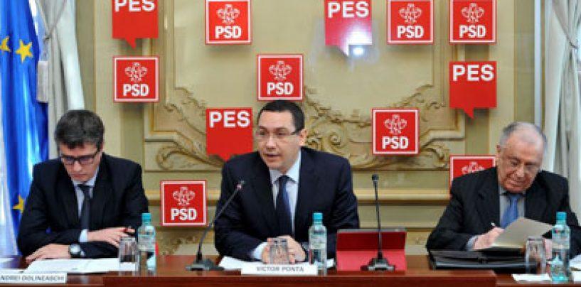 Sedinta cu scantei la PSD. Cine va prelua conducerea partidului daca Ponta va candida?