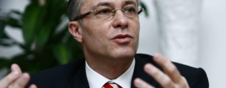 Cristian Diaconescu, candidatul Partidului Miscarea Populara la alegerile prezidentiale