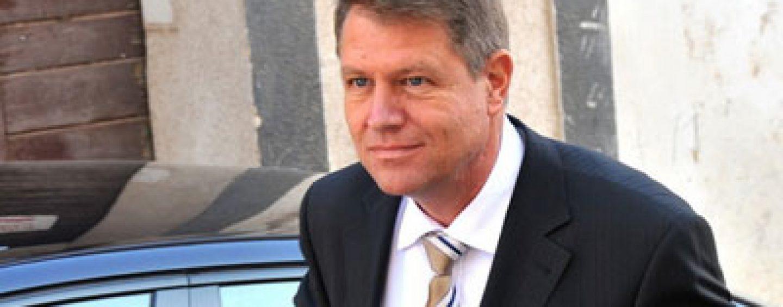 PNL Sibiu: Unanimitate pentru desemnarea lui Klaus Iohannis candidat la presedintie