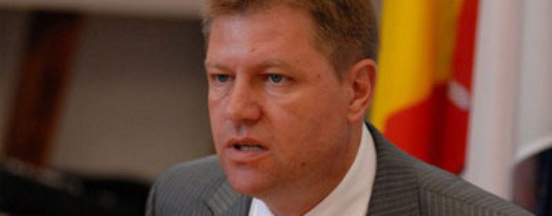 Klaus Iohannis: Nu renunt la candidatura la prezidentiale