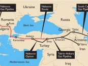 Uniunea Europeana cere Bulgariei sa opreasca lucrările la gazoductul South Stream