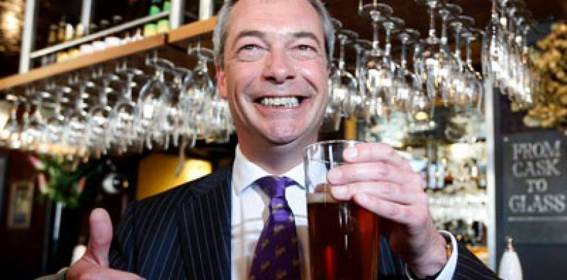 Esec al extremistilor britanici (UKIP) in alegerile parlamentare partiale