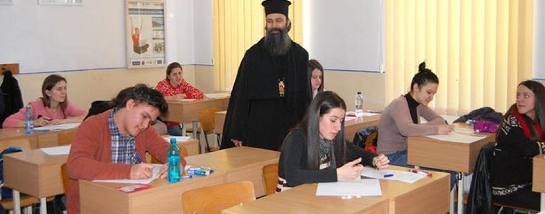 Daca nu esti ortodox, esti trecut pe o lista a Bisericii Ortodoxe. Plan de lucru pentrru profesorii de religie