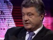 Presedintele Ucrainei propune un plan de pace in Estul tarii