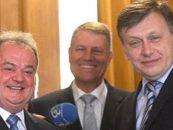 O noua intalnire PNL-PDL. Johannis: Vrem o fuziune cat mai repede / Blaga: Un singur candidat la prezidentiale