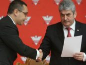 Victor Ponta, la şedinţa UNPR: Vom avea intotdeauna candidati comuni la alegeri