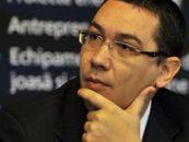 Ponta: Daniel Constantin are dreptate. O eventuala remaniere guvernamentala trebuie facuta in iulie