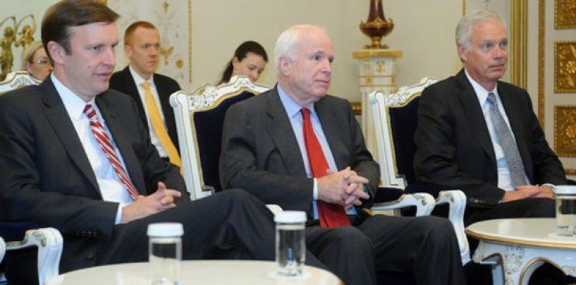 Mesajul senatorilor SUA: Daca Parlamentul restrictioneaza lupta anticoruptie, relatiile dintre Romania si SUA vor fi afectate
