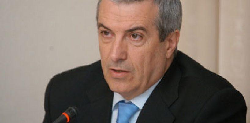 Tariceanu: In PNL nu se face o selectie a valorilor, sunt promovati cei docili, care se disting prin servilism
