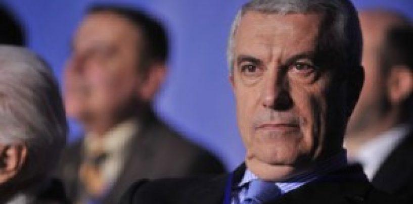 Calin Popescu Tariceanu sesizeaza CSM in dosarul Mircea Basescu