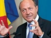 Traian Basescu: Guvernul Ponta incearca politizarea Politiei Romane