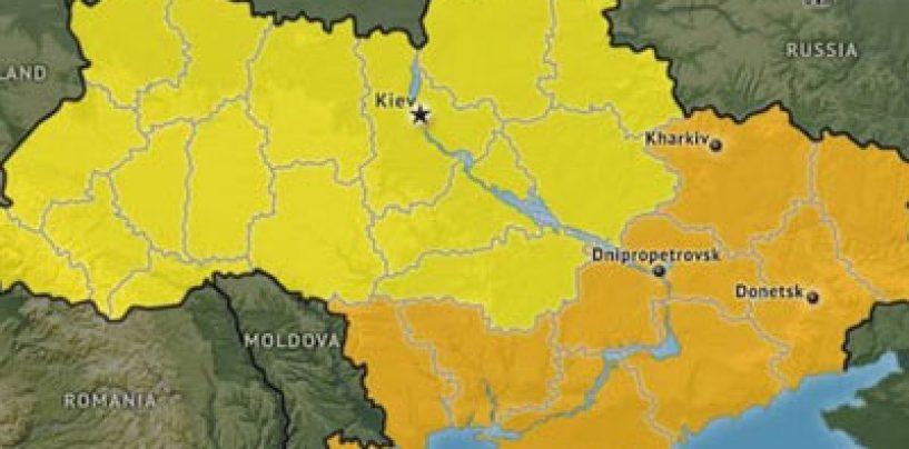 Vasili Nikitin, premierul autoproclamatei republici populare Lugansk: 200 km de granita cu rusia sunt controlati de rebeli