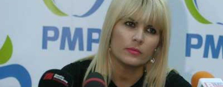 Elena Udrea: PMP ramane loial proiectului lui Traian Basescu. Cristian Diaconescu este un candidat mai bun decat Johannis si Predoiu