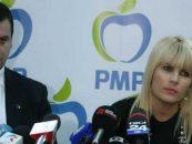 Congresul PMP: Elena Udrea a fost aleasă preşedinte