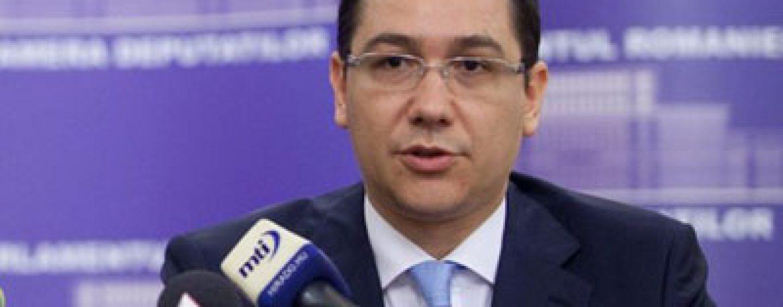 Victor Ponta trimite in parlament masura reducerii CAS. Se asteapta la unanimitate